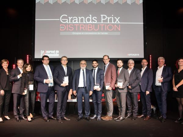 Grand Prix Distribution