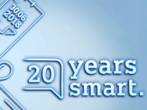 smart lovers 20ans smart